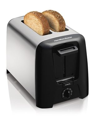 Hamilton Beach Modern Chrome 22614-IN Pop-Up Toaster Review - Best Bread Toaster in India!