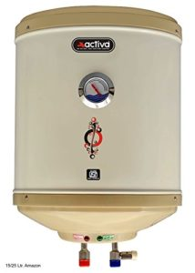 Activa 25-Liter Water Heater Review - One of the Best Electric Water Heaters!