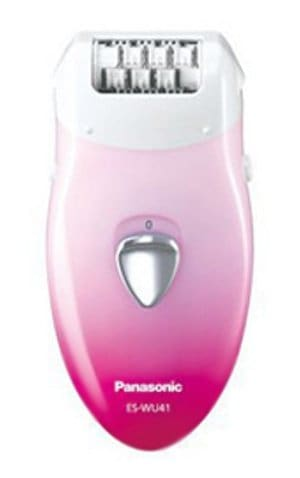 Panasonic ES-WU41P Epilator Review