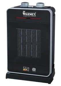 Warmex PTC 99N Room Heater Review - Best Room Heater in India!