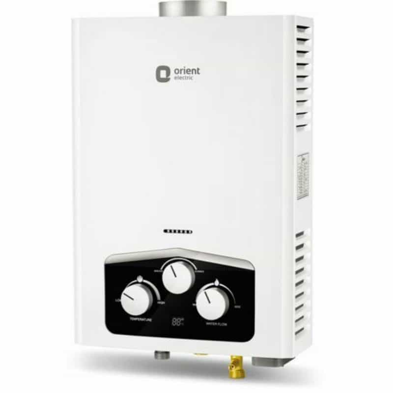Top 10 Best Gas Geyser in 2018 - Reviews & Buying Guide