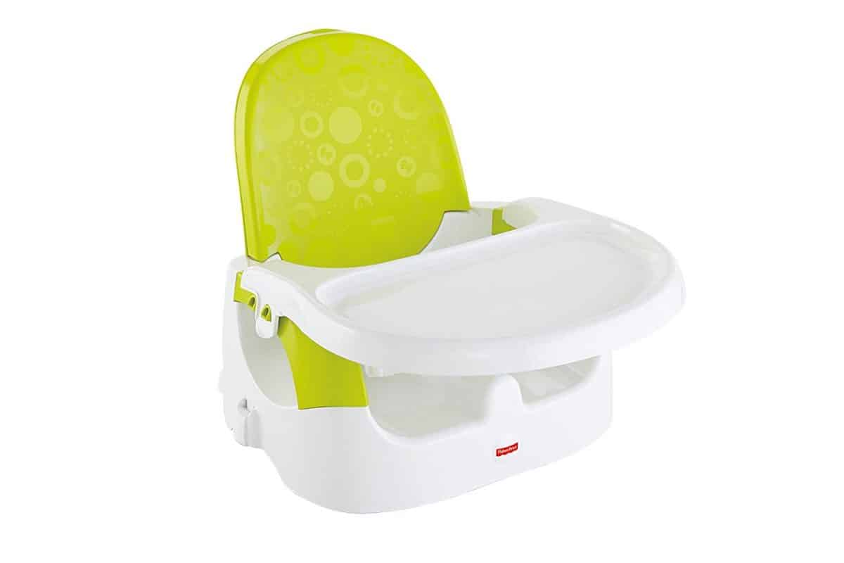 Top 10 best baby booster seats to buy online in india 2018 for Silla fisher price para comer