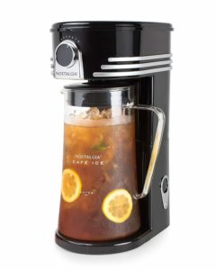 Nostalgia CI3BK Café Ice 3-Quart Iced Coffee & Tea Brewing System Review