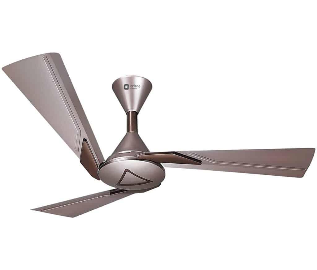 Orient ceiling fans price