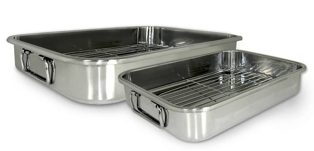 The Best 10 Stainless Steel Baking Pans To Buy In 2018