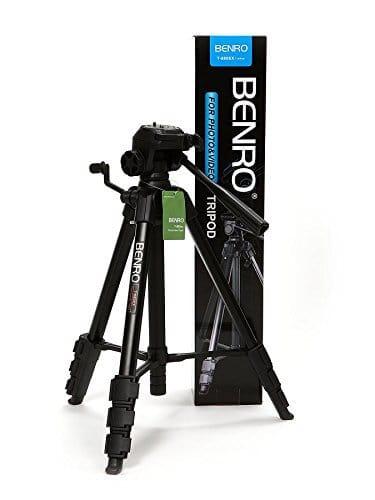 Benro T880EX Digital Tripod Kit Review
