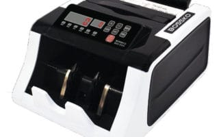 Best 5 Cash Counting Machines with Fake Note Detector – Review