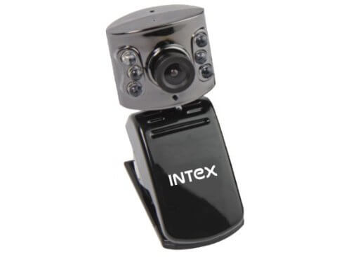Intex IT-305WC 600K PC Webcam Review