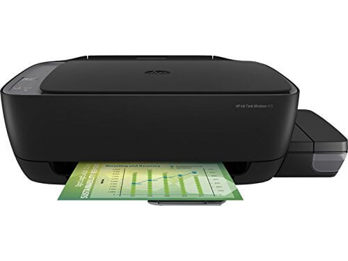 HP 410 All-in-One Ink Tank Wireless Color Printer Review