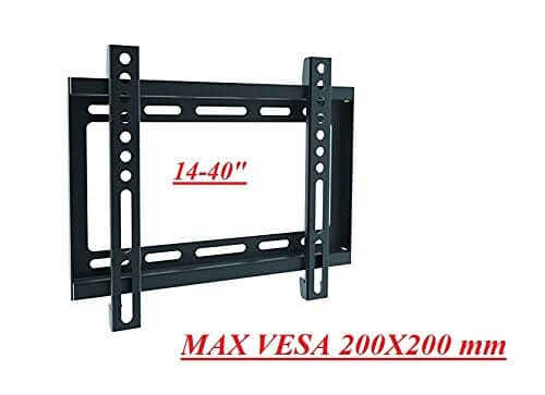 Gadget-Wagon Universal Wall Mount Stand - Best TV Wall Stand in India!