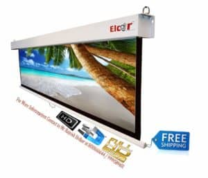 best projector screen online
