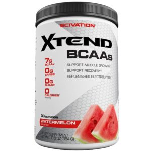 Scivation Xtend BCAA Review - Top BCAA in India!