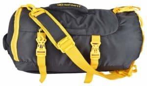 INFINITI Fabric Sports Duffel Bag Review - Best Gym Backpacks!