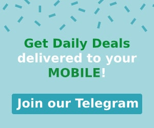 Join Telegram for Deals!